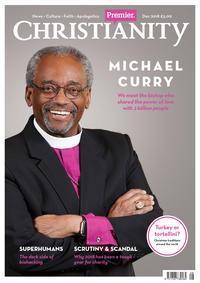 Premier Christianity Cover - Dec 2018